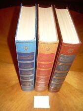 Reader's Digest 3 Bände (2 aus 1982, 1 aus 1983) Auswahlbücher Deko Ayla Clan ua