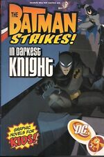 THE BATMAN STRIKES! VOLUME 2: IN DARKEST KNIGHT DC COMICS PAPERBACK