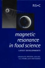 Special Publications: Magnetic Resonance in Food Science : Latest...