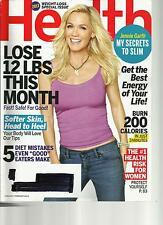 HEALTH,  JANUARY / FEBRUARY, 2013  ( 2013 WEIGHT - LOSS SPECIAL ISSUE )