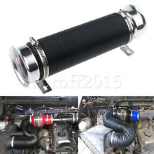 "3"" Multi Flexible Adjustable Cold Air Intake Duct Turbo Tube Pipe Hose Universal"