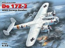 Dorniez Do 17 Z-2 WWII German Bomber  ICM 72304 1/72