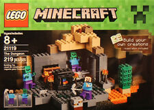 LEGO  Minecraft (21119) The Dungeon brand new and sealed FREE POSTAGE