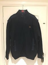 Paul And Shark Yachting Color Blu Navy Giacca / cappotto Uomo Taglia: 3XL