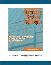 Database System Concepts by S. Sudarshan, Abraham Silberschatz, Henry F. Korth (