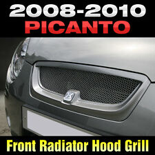 Front Radiator Hood Grill For KIA 2008-2010 Picanto / Morning