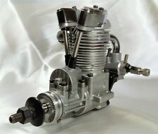 Excellent Saito FA 72 Four Stroke Model Glow RC Engine with Muffler