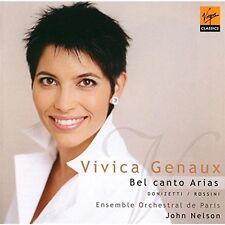 Vivica Genaux - Bel Canto Arias JOHN NELSON Ensemble Orchestral de Paris