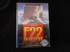 F22 Interceptor (Sega Genesis, 1991) **BRAND NEW** Sealed! F 22 #B1