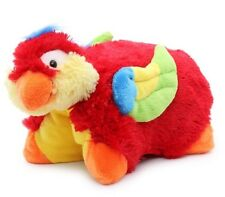 New Pillow Pets Pee-wee Tropical Parrot 2011 Limited Edition Plush Toy