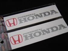 Honda Decal Sticker Vinyl Civic CRV Pilot Element Accord RSX Integra Odessey Si
