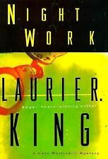 Laurie King - Night Work (2000) - Used - Trade Cloth (Hardcover)