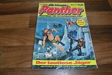 Die BLAUEN PANTHER  # 8 -- der lautlose Jäger // mit Globetrotter-Spiel