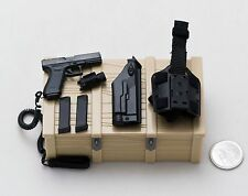 1/6 Soldier Story SDU Assault Leader G Series Pistol Holster Set *TOY
