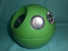 Vintage Excellent Panasonic Panapet 70 R-70 Ball AM Transistor radio Green Work!