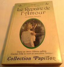 Book in French LE REPAIRE DE L' AMOUR  Livre en Francais COLECTION PAPILLON