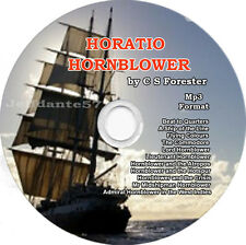 Horatio Hornblower series - Over 146 Hours - MP3 Format - DVD