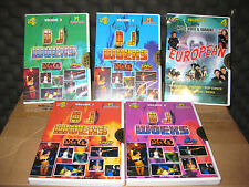 20 DVDs Music Video in 5 Volumes  DANCE-TRANCE-CLUB (almost 600 Videos)