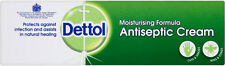 Dettol Antiseptic Cream Tube 30g Frist Aid Use on cuts bites stings & abrasions