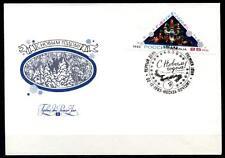 Neujahr 1994. FDC. Rußland 1993