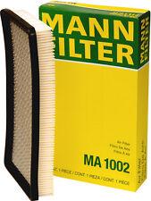 Air Filter MANN MA 1002