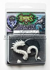 Hordes Legion of Everblight Warbeast Naga Nightlurker PIP73061 Free Oversea Ship