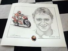 KEVIN SCHWANTZ SUZUKI RGV500 WORLD CHAMPION TRIBUTE CHRIS DUGAN MOTORING-MAN2