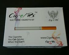 Cig-e/RX Electronic Cigarette Kit