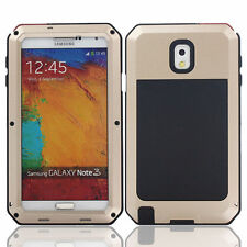 Waterproof Aluminum Shockproof Gorilla Metal  Cover Case For Samsung Galaxy S5
