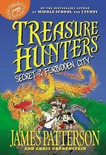 Treasure Hunters: Secret of the Forbidden City 3 by James Patterson and Chris Gr