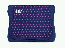 "AUTH. BNWT BUILT NY E-READER TABLET ENVELOPE 9-10"" MINI DOT SLEEVE POUCH CASE"