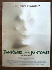 AFFICHE - FANTOMES CONTRE FANTOMES MICHAEL J. FOX PETER JACKSON