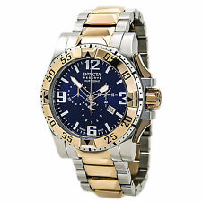 Invicta Reserve 80382 Excursion Swiss Made Chronograph Mens Watch