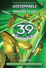Children's Hardcover Chapter Book ~ The 39 Clues # 1 Nowhere to Run