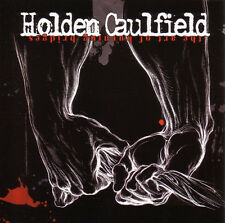 Holden Caulfield - The Art Of Burning Bridges CD STRETCH ARMSTRONG INDECISION