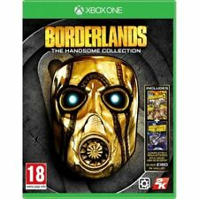 Borderlands The Handsome Collection Xbox One NEW Sealed