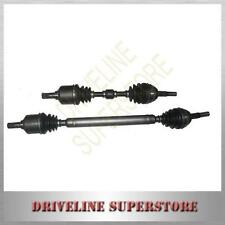 A set of Two CV JOINT DRIVE SHAFTS FOR NISSAN PULSAR N15 1.6L  MANU brand new