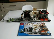 LEGO STAR WARS 10123 CLOUD CITY 100%  COMPLETE ORIGINAL