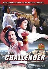 The Challenger - NEW DVD--FREE UPGRADE TO 1ST CLASS SHIPPING
