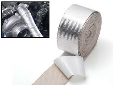 Self Adhesive Thermoshield Reflective Heat Shield Heatshield Tape Wire Wrap 1M