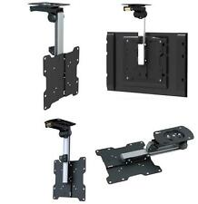 FOLDING CEILING TV MOUNT BRACKET LCD LED 17 22 24 26 32 37