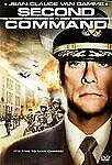 Second in Command (BRAND NEW DVD)Jean-Claude Van Damme/ENG&FRENCH