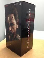 ** PS3 Metal Gear Solid V 5 The Phantom Pain PREMIUM PACKAGE with Bionic Arm