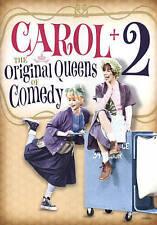 Carol + 2: The Original Queens of Comedy (DVD, 2016)