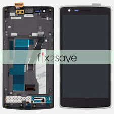 New Front LCD Display Touch Screen Digitizer + Frame For OnePlus One +1 A0001 US