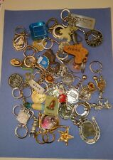 Vintage KEY CHAIN Collection From All Over The World
