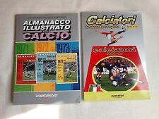"""Libro""""Calciatori Panini 1986-87 e Almanacco del calcio,ristampe,cadauno,ottimi."""