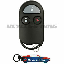 Replacement for 2000 Nissan Xterra Key Fob Remote, KOBUTA3T