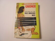 The Case of the Half Wakened Wife, Perry Mason, Erle Stanley Gardner, PB, 1958