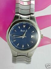 F86:NEW $39.99  APT.9 Men's Analog Watch-Silver Tone